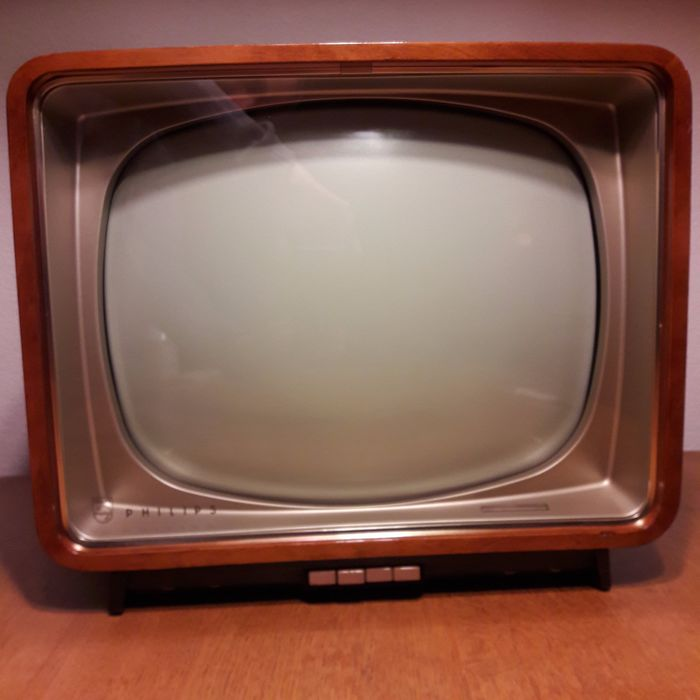 Philips - Philips - Vintage TV, restored - 17TX250a