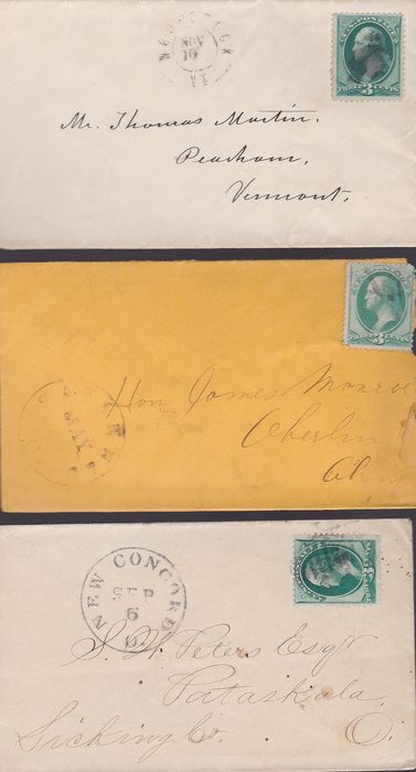 USA 1890/2000 - Collection in 4 Albums including United States, Canada, Russia - Unificato 2012
