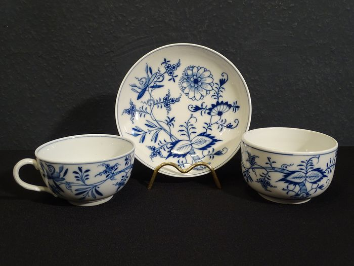 Meissen - Ui patroon collectie (3) - Porselein
