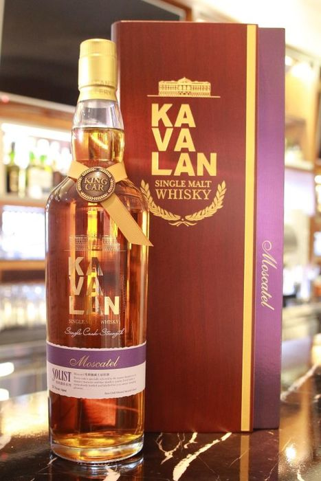 Kavalan Rare Moscatel Cask Strength, Limited Edition - 700 ml
