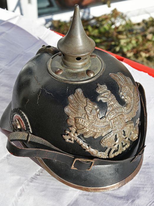 Germany - Helmet - 1915