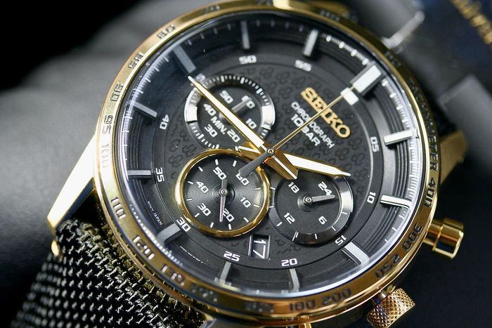 Seiko - 18k gold plated Special Limited Edition - NEW 50th Anniversary Quartz - Herren - 2019