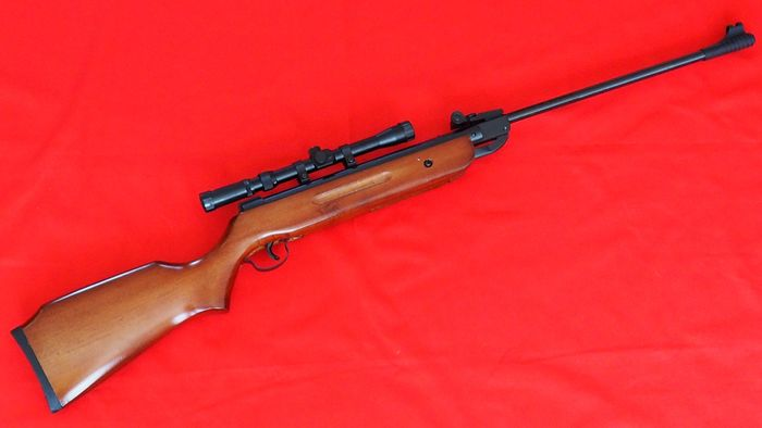 Designed in Germany - SPA - Break Barrel - Air rifle