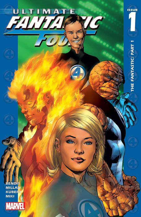 Fantastic Four - Ultimate Fantastic Four + more  - Softcover - First edition - (1991/2006)