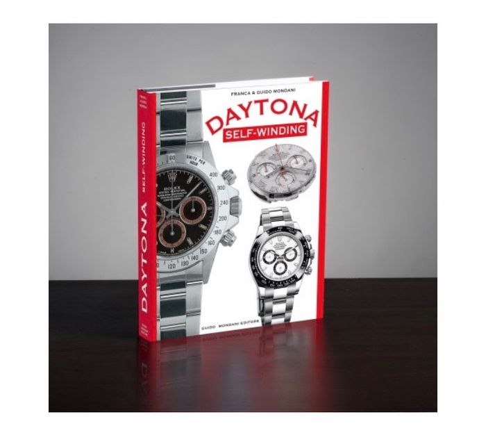 Preview of the first image of Rolex - Self-winding Rolex Daytona Book by Guido Mondani - Unisex - 2011-present.