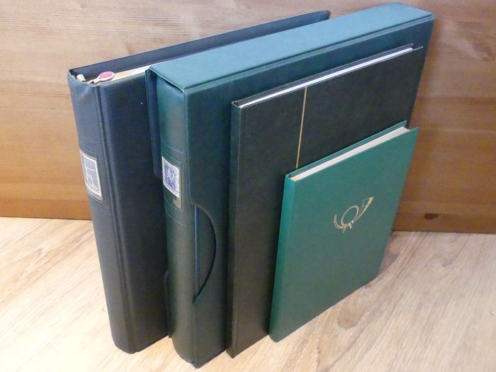 Greece 1896/1994 - Batch in two albums and two stock books