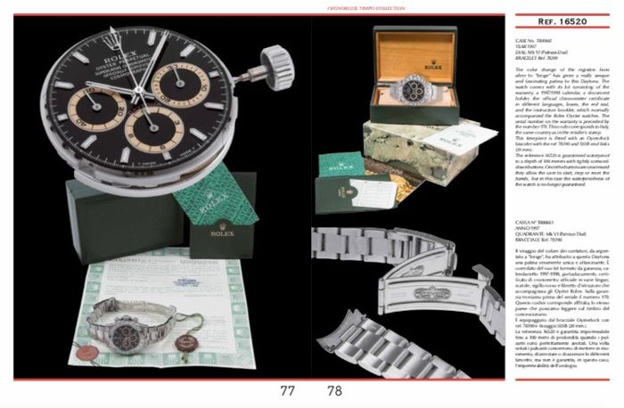 Image 2 of Rolex - Self-winding Rolex Daytona Book by Guido Mondani - Unisex - 2011-present