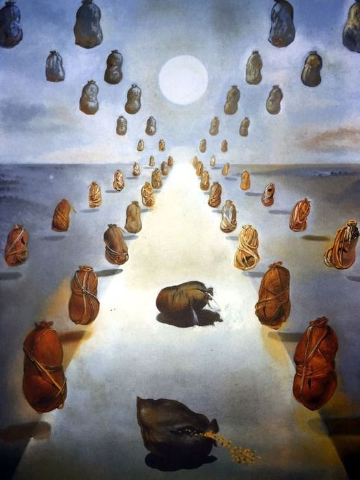 Salvador Dalí (After) - The Path of Enigmas