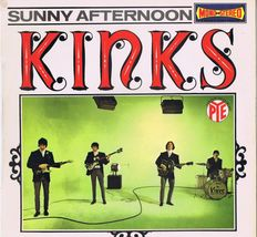 THE KINKS - Sunny Afternoon - LP album - 1967/1967