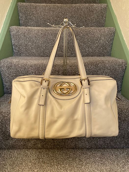 Gucci - Interlocking GG Shopper bag