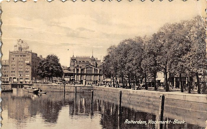 Netherlands - Rotterdam - Postcards (Collection of 108) - 1900-1960