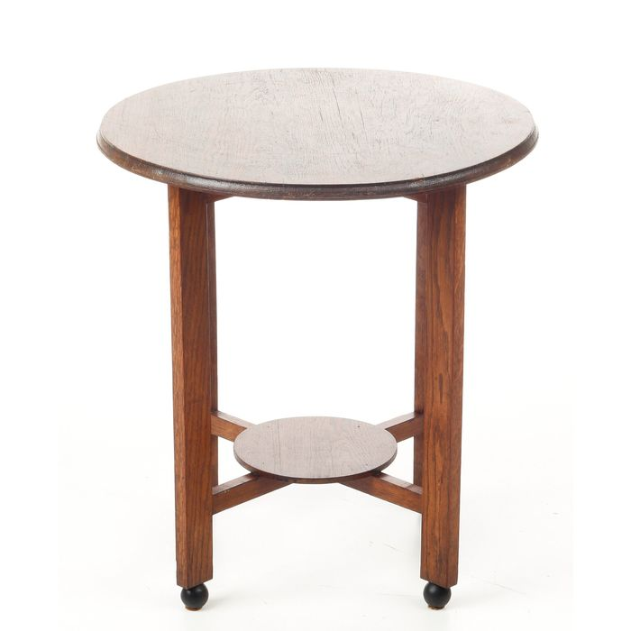 Amsterdamse School - Coffee table, Side table, Table