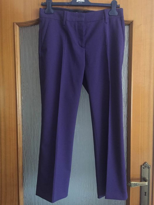 Prada - Trousers - Size: EU 36 (IT 40 - ES/FR 36 - DE/NL 34)