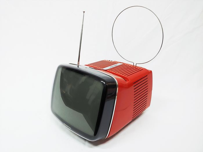 Marco Zanuso - Brionvega - ALGOL 11 First Model 1964 TV Television