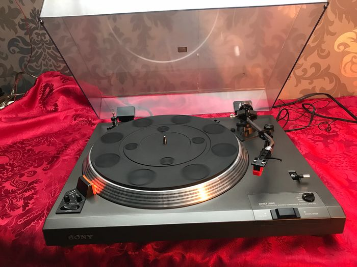 Sony - PS-22 Direct Drive - Turntable