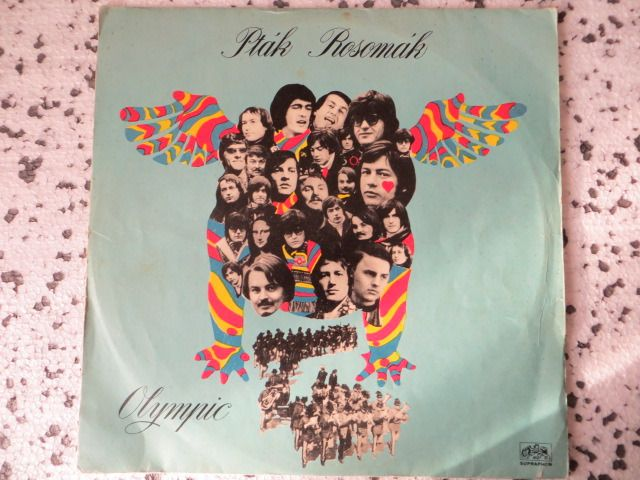 George & Beatovens , Olympic - Rare Psych / Rock frome Eastern Europe - Multiple titles - LP's - 1969/1971