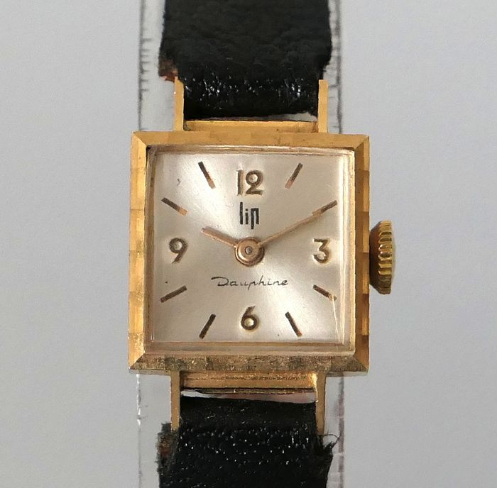 Lip - Dauphine Women - 18 K gold - Women - 1950-1959