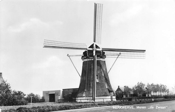 Netherlands - Mills - Postcards (Collection of 127) - 1950