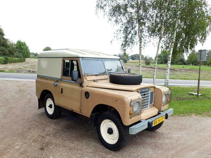 Land Rover - Series 3 88 - 1981