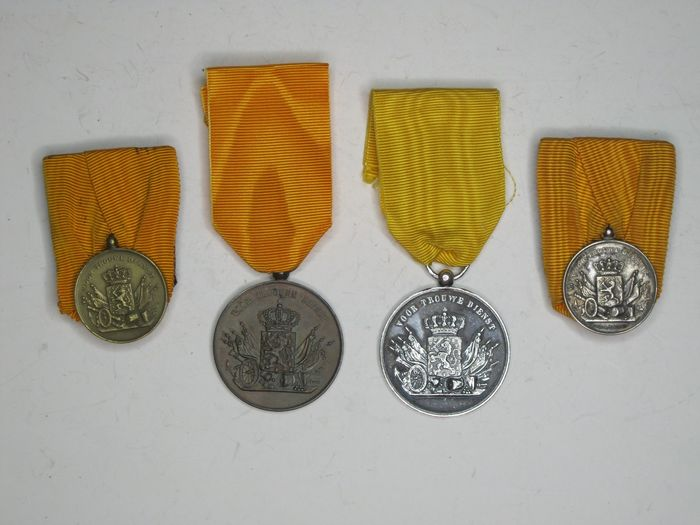 Netherlands - Army/Infantry - Medal
