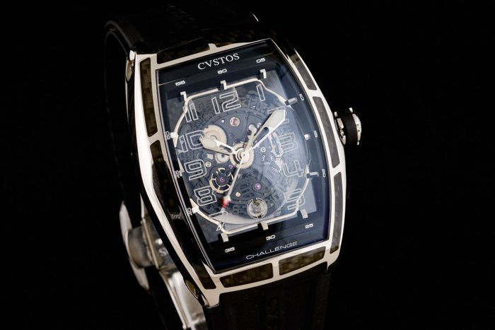 Cvstos - Challenge Jetliner SL Carbon SKELETON Limited Edition 012/100 ST - Men - 2011-present