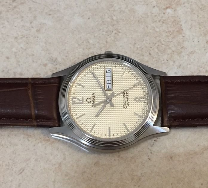 "Omega - Seamaster - ""NO RESERVE PRICE"" - 1425 - Men - 2000-2010"
