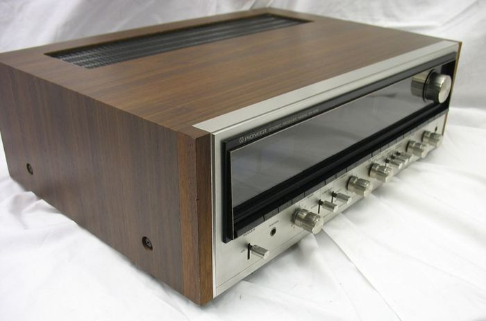Pioneer - SX 838 - Stereo receiver