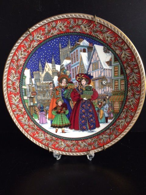 Sue Scullard - Royal Worcester - Wall Board - Porcelain