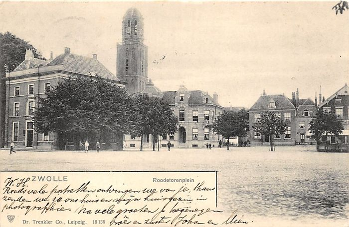 Netherlands - Zwolle - Postcards (Collection of 108) - 1900-1960