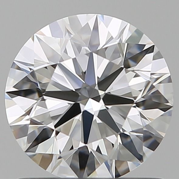 Diamond - 0.97 ct - Brilliant - D (colourless) - IF (flawless)