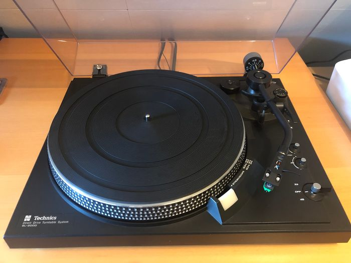 Technics - SL-2000 NIEUW element - Turntable