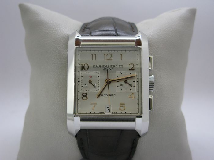 Baume & Mercier - HAMPTON Chronograph automatic - NO reserve Price - MOA10029 - Heren - 2011-heden