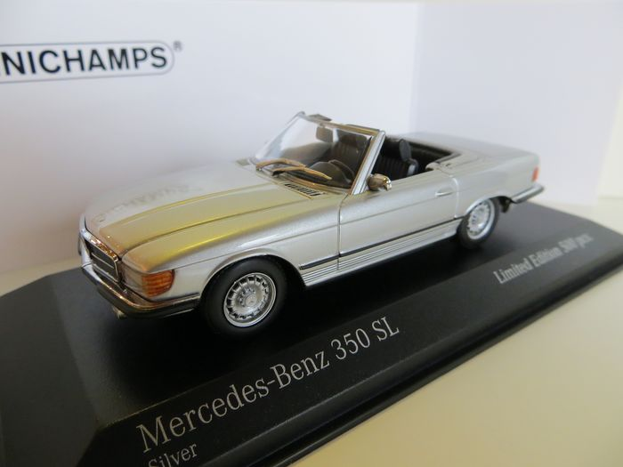 MiniChamps - 1:43 - Mercedes Benz 350 SL - 1974 - Limited Edition