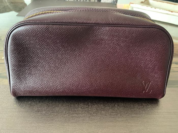 Louis Vuitton - Taige leather - cosmetische / pouch Clutch bag