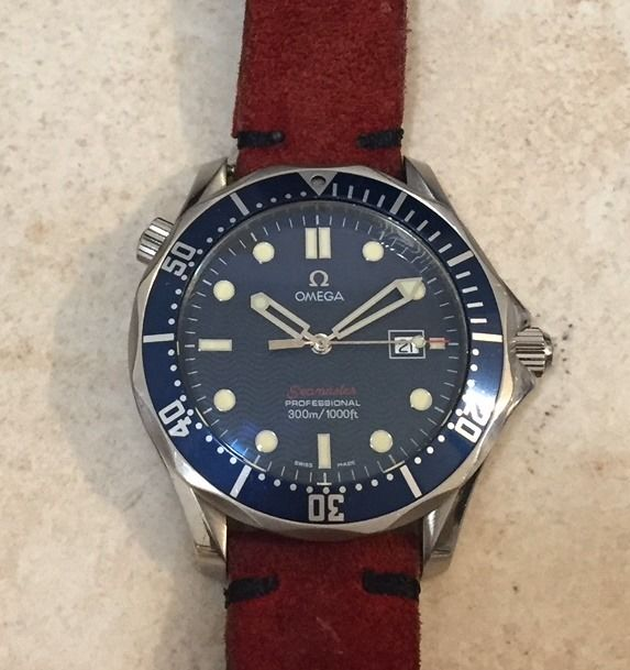 "Omega - Seamaster Professional James Bond - ""NO RESERVE PRICE"" - 196.1504 - Men - 2000-2010"