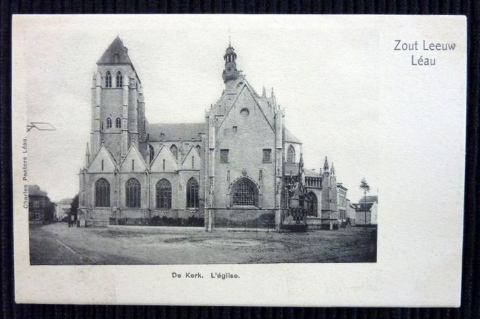 Belgium - Postcards (Collection of 283) - 1900-1950