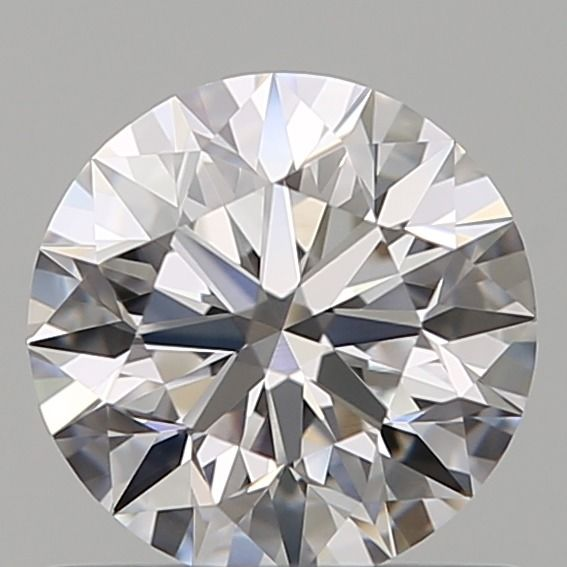 Diamond - 0.71 ct - Brilliant - D (colourless) - IF (flawless)