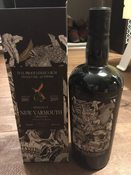 New Yarmouth 2005 The Wild Parrot - b. 2019 - 70cl