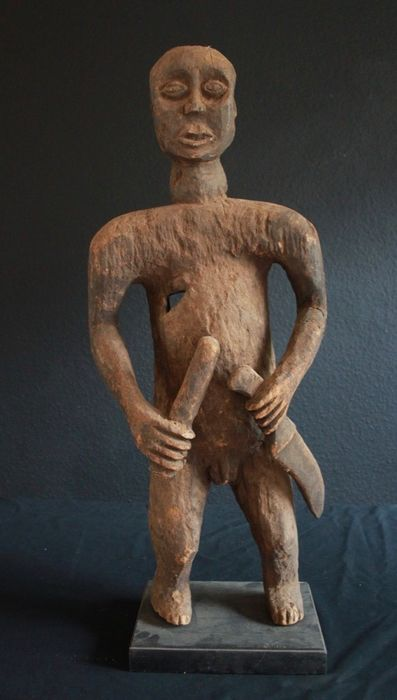 Powerful sculpture from the Cameroon Grassfields (1) - Wood - Africa