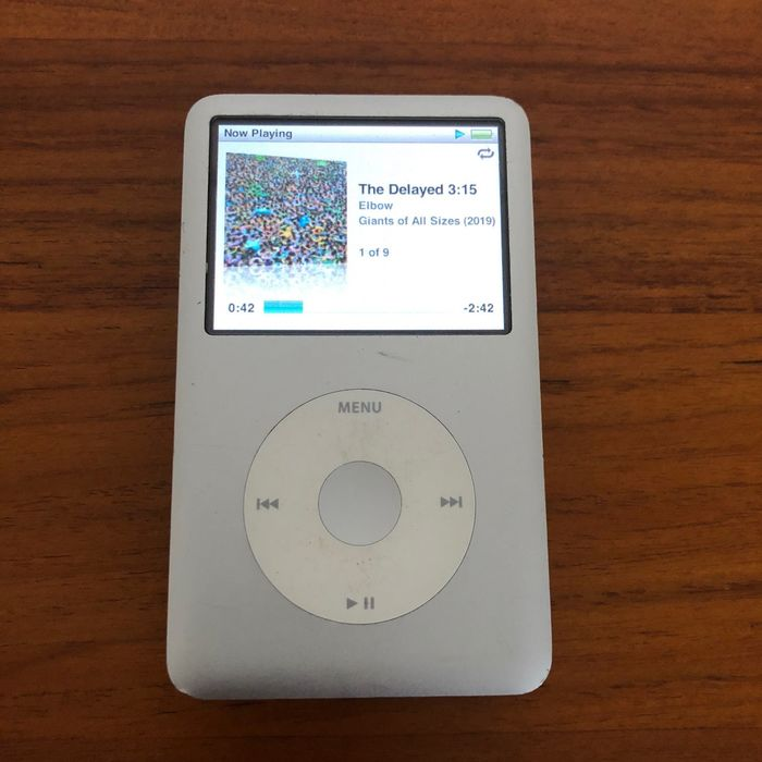 Apple - iPod Classic 7th gen 160 Gb  - In original box