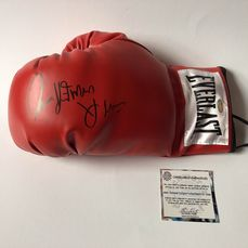 Boxing Thomas Hearns The Hitman Boxing Glove Catawiki