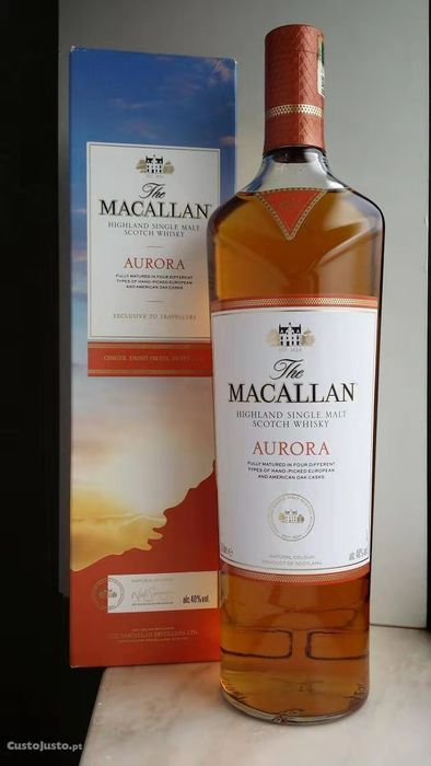 Macallan Aurora Taiwan Airport Exclusive - Original bottling - 1.0 Litre