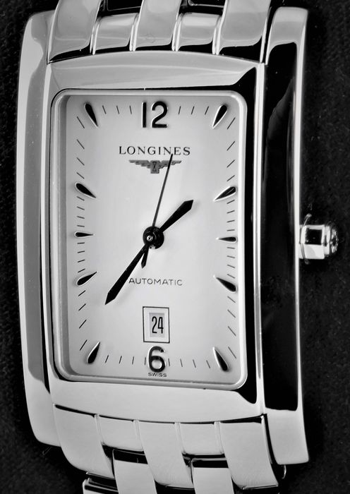 Longines - Dolce Vita - Automatic - Swiss Glory - Ref No. L5.657.4  - Excellent Condition - Warranty - Heren - 2011-heden