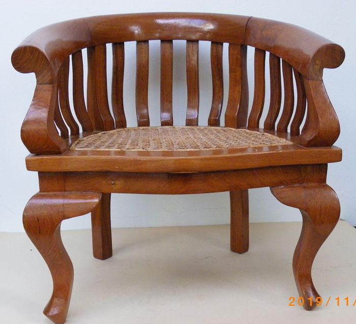 Chair, Colonial Style