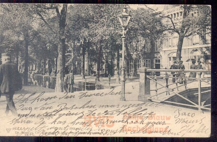 Netherlands - The Hague / Scheveningen - old and very old cityscapes - With booklet - Postcards (Collection of 111) - 1900-1950