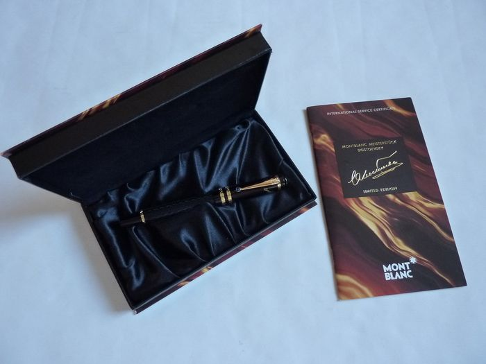Montblanc - Dostoevsky limited edition fountain pen