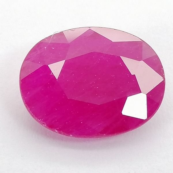 No Reserve Price -  Ruby - 2.75 ct