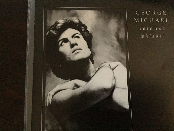 George Michael & Related - Différents titres - 45 rpm Single - 1982/1991