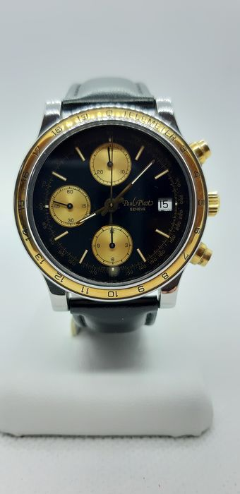 Paul Picot - Telemeter chrono Automatic - 5243 - Homme - 1990-1999