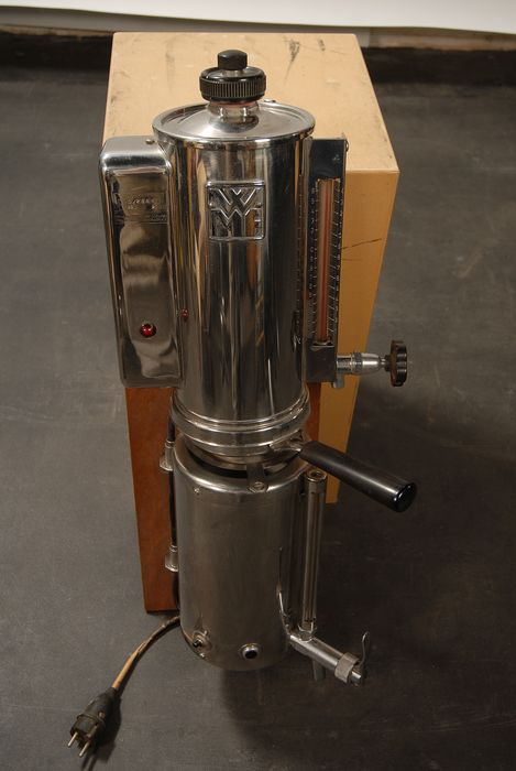 WMF - Very Fine Vintage WMF Coffee Percolator in good condition (1) - Stainless steel